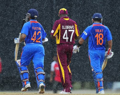 India Vs West Indies IND WI 2011Port Of Spain Oval Trinidad
