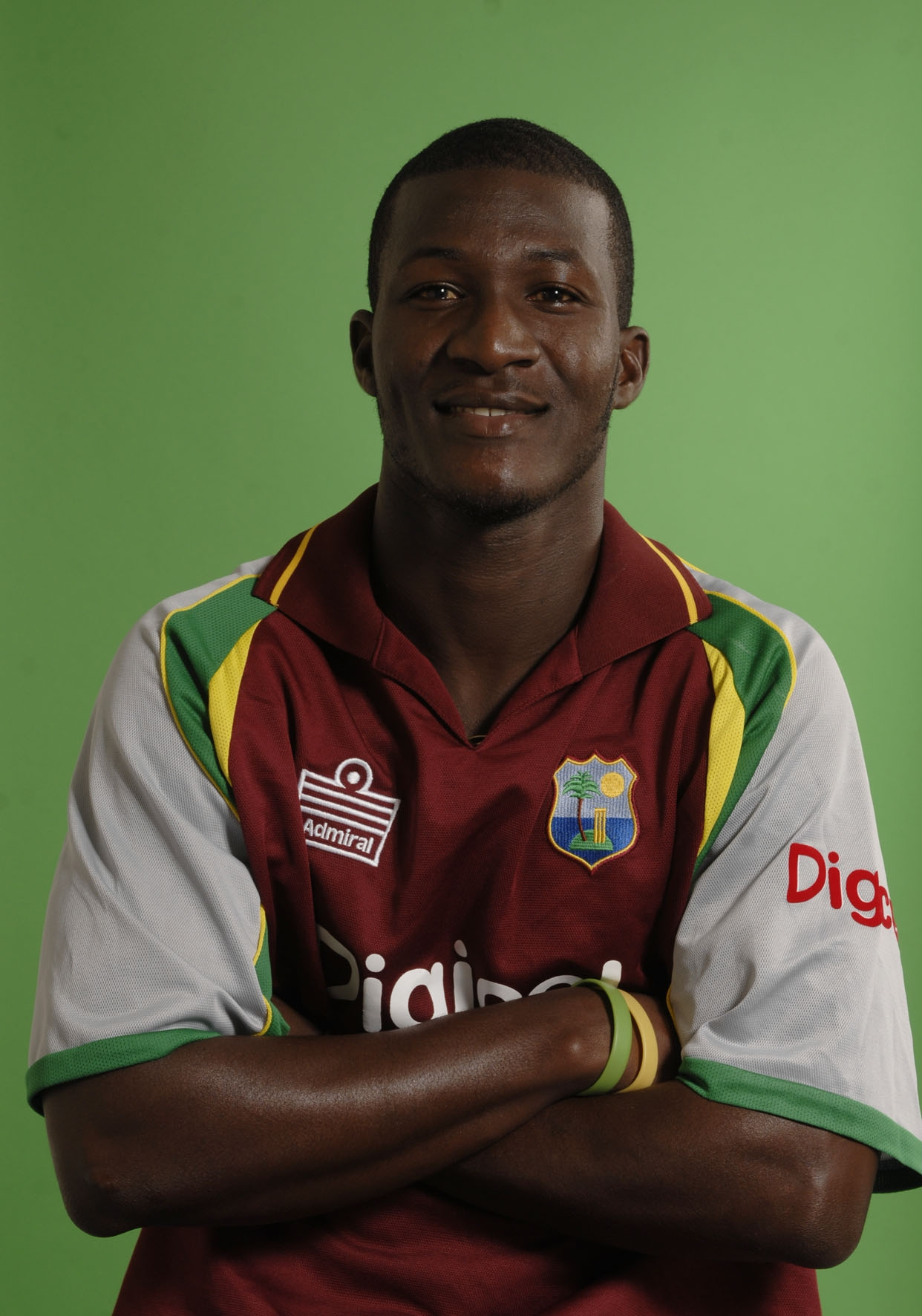 Want to know more about Darren Sammy? Check out his stats ...
