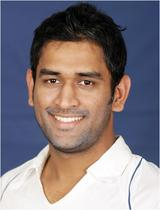 MS Dhoni, a Cricketer