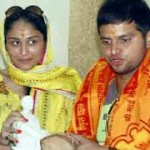 Suresh Raina and Poorna Patel were recently Spotted in Shirdi. Are they Seeing each other?