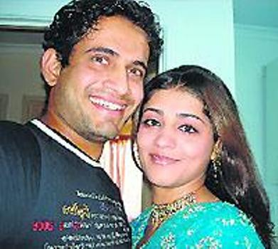Still Photos Of Irfan Pathan And His Friend Shivangi Dev