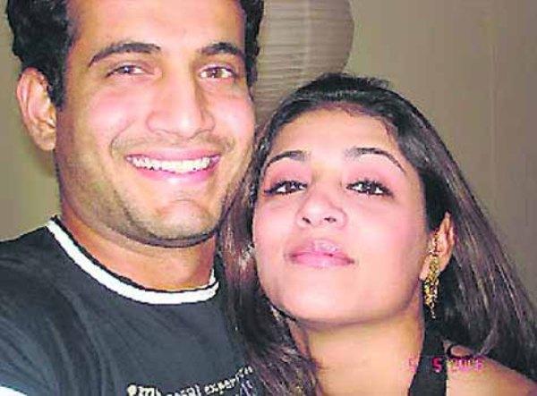 Irfan Pathan Shivangi Shivangi Dev Irfan Pat...
