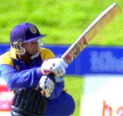 Aravinda De Silva played his last ODI cricket match against Australia in 2003