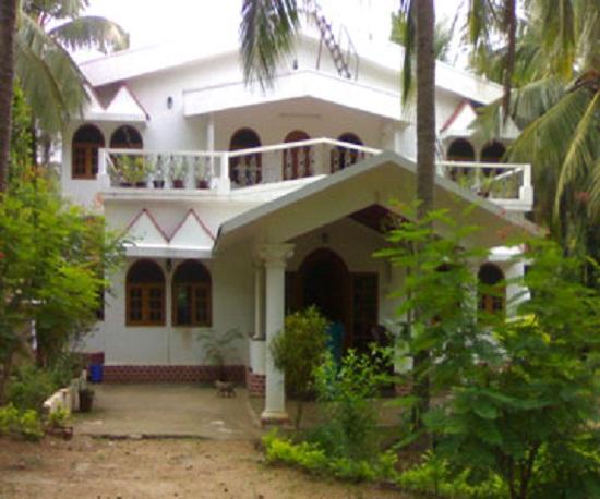 photo: house/residence of friendly 155 million earning Ranchi, India-resident