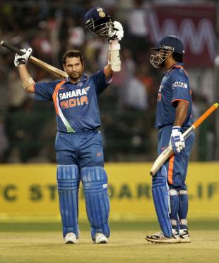 Sachin Tendulkar 200 runs in ODI