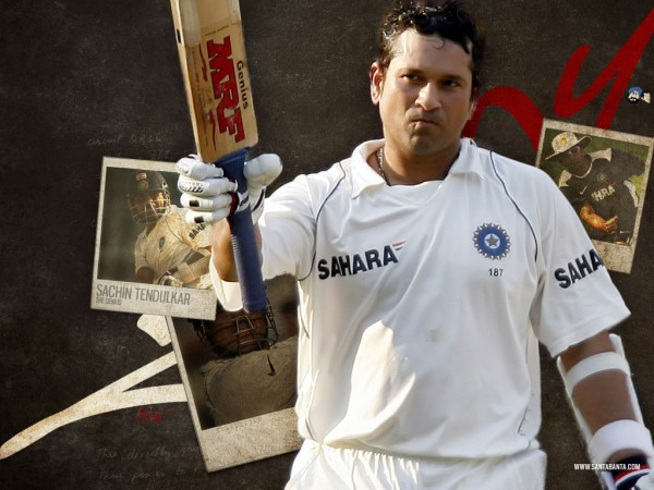 Sachin Tendulkar - The greatest