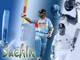 Sachin Tendulkar - The greatest batsman of all times