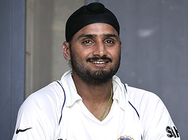 Harbhajan Singh made his test debut in 1998 against Australia at Bangalore