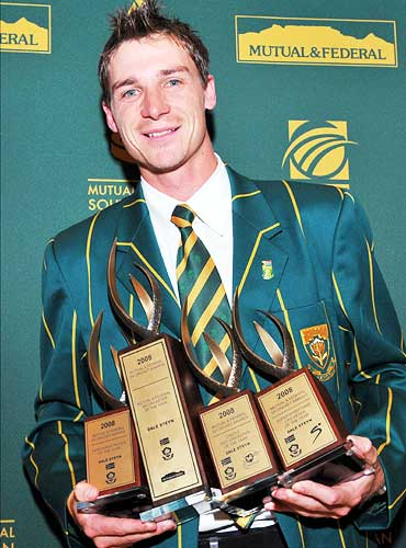 He made his One Day International debut for South Africa on 20 January 2006 in a match against Australia at Melbourne