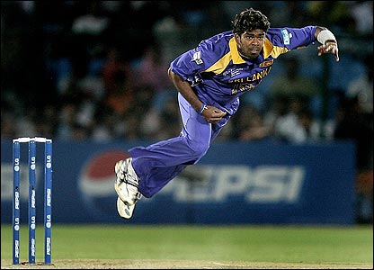 Malinga took six wickets against Kenya in March, 2011
