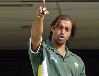Shoaib Akhtar made his ODI debut against Zimbabwe at Harare on March 1998