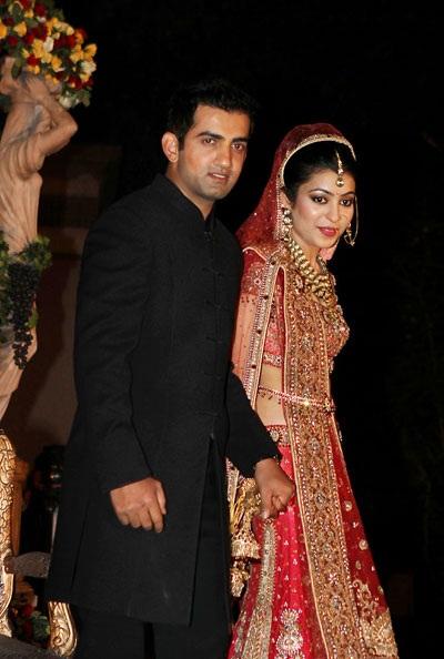 Gautam Gambhir Cricketer Wife | www.pixshark.com - Images ...