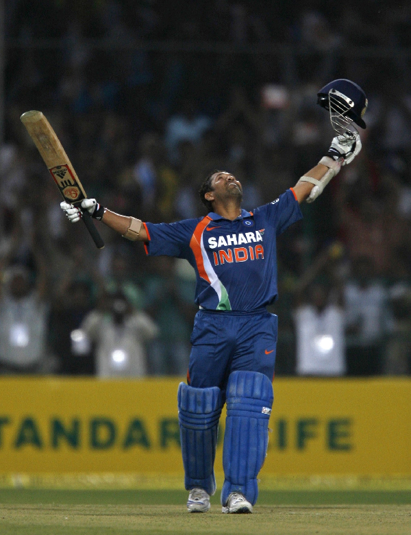 Highest ODI Scores – Sachin Tendulkar 200 runs (not out ...