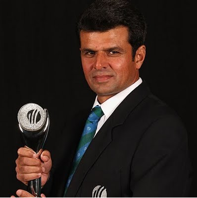 Aleem Dar became the first Pakistani to be part of the ICC Elite Umpire Panel
