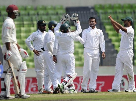 Image result for bangladesh vs west Indies test
