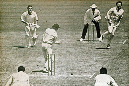 The first one day match match was played between Australia and England