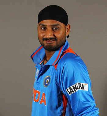 Harbhajan is known for his larger than life and outspoken attitude