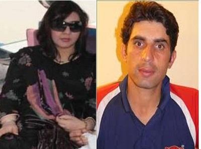 Saeed Ajmal Wedding Pics