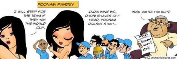 Poonam Pandey's Broken Promise
