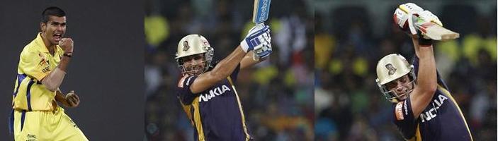 Kolkata wins