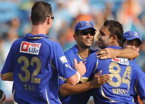 Rahul Dravid celebrate a wicket