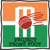 Project front foot logo