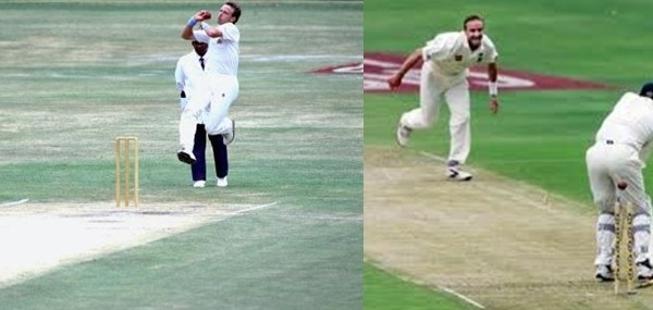 Allan Donald bowling legend