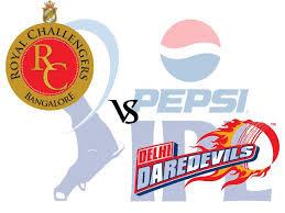 DD vs RCB Logo