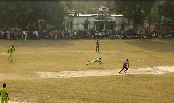 Still from Khan memorial cricket tournament 2015 match 3